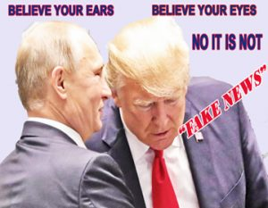 He is better Friends with Putin Than he is with America